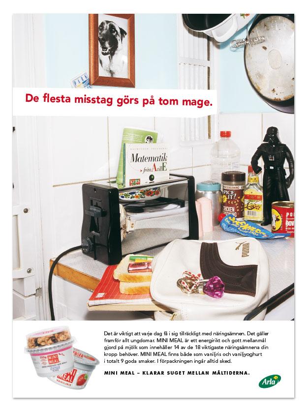 "MiniMeal annons v""r fıda"
