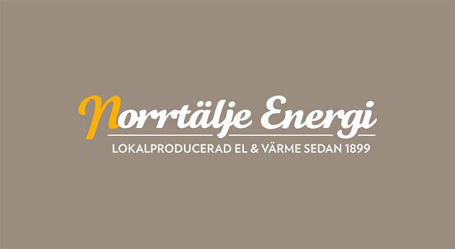 Norrtälje Energi – Ny visuell identitet
