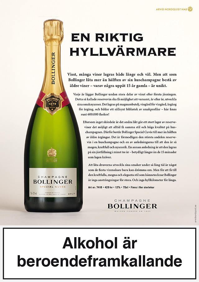 Bollinger_Hyllvarmare