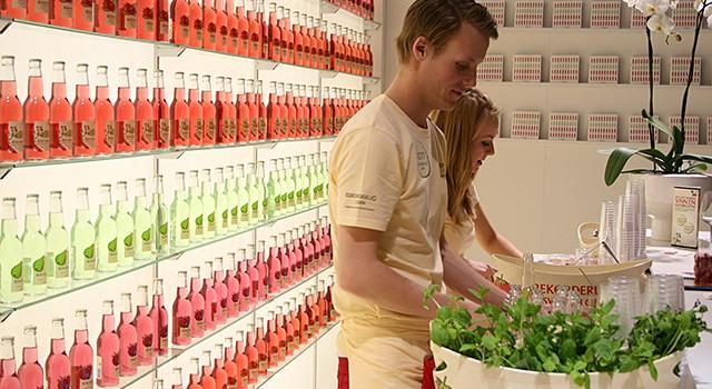 Åbro – Förpackning och designkoncept för bar och restaurang – Rekorderlig Cider