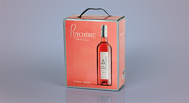 Puycheric – Redesign