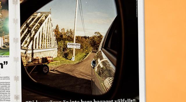 Svenska Bil – Annonskampanj
