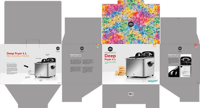 Deep-fryer-4.0L