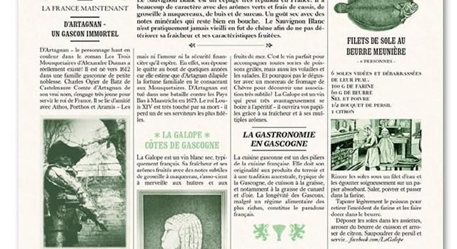 Arvid Nordquist – La Galope, nytt varumärke